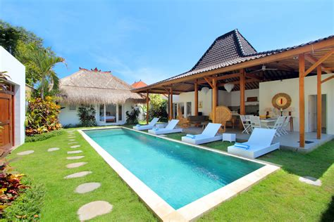 Villa Aksara (4-bedroom) In Oberoi, Seminyak