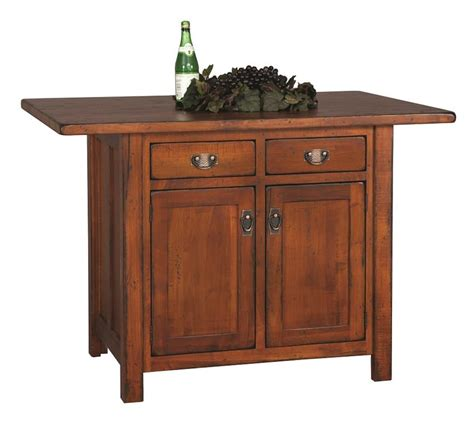 furniture style kitchen cabinets design your own custom amish made kitchen island mission