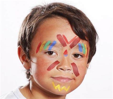 pour le carnaval maquillez votre enfant en petit indien http www boutique jourdefete