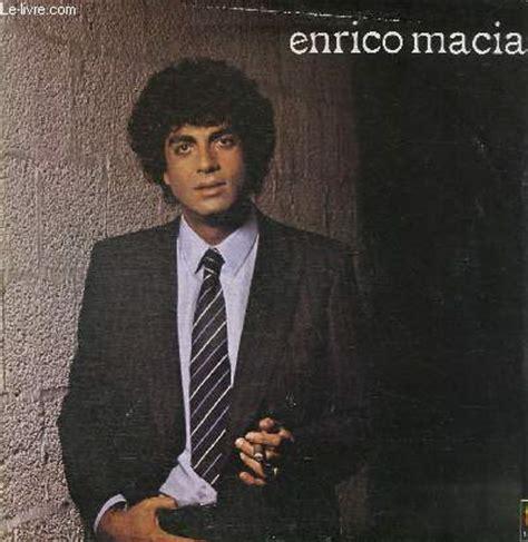 enrico macias ouvre moi la porte mon coeur d attache partition pour musique et chant enrico macias