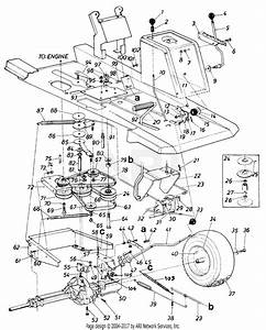 27 Mtd Yardman Parts Diagram