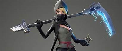 Fortnite Ninja Wallpapers Female 4k Resolution Games