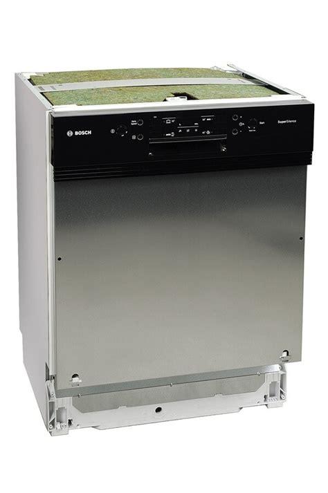 lave vaisselle encastrable bosch smi40m26eu noir 2780720 darty