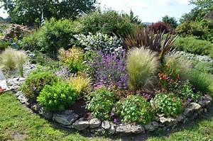 4 coins au jardin massif venus retrospective de mai 2015 With delightful amenagement de jardin avec des pierres 2 rocaille au jardin fleuri