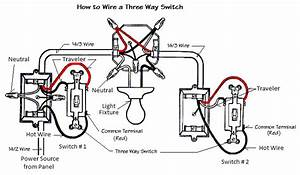 34 Three Way Switch Wire Diagram