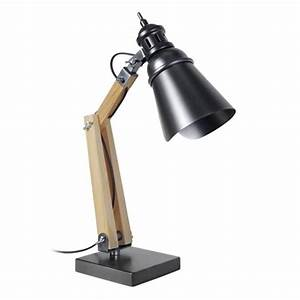 Lampe Type Industriel : lampe a poser pour salon achat vente lampe a poser pour salon pas cher cdiscount ~ Melissatoandfro.com Idées de Décoration