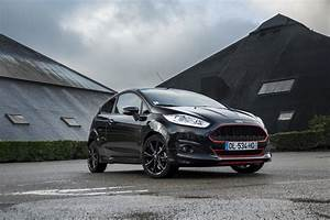 Ford Fiesta Black Edition : ford fiesta black edition le 1 0 ecoboost 140 l 39 essai photo 3 l 39 argus ~ Gottalentnigeria.com Avis de Voitures