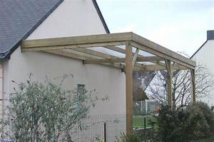 auvent de jardin en toile 11 plan carport bois pour With auvent de jardin en toile
