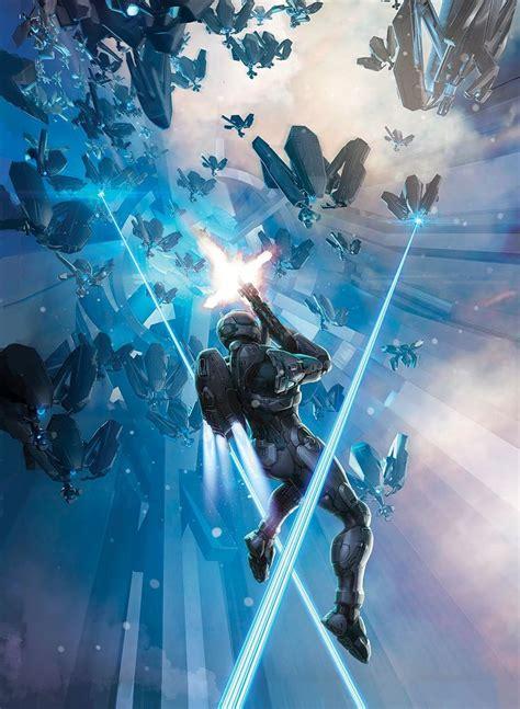 Halo Escalation 21 By Isaac Hannaford When