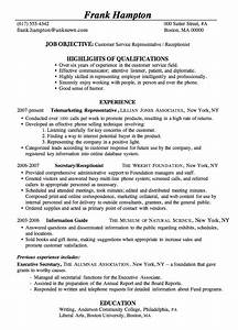 best receptionist resume example writing resume sample With ready resume format