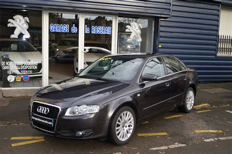 Occasion  Audi A4 Ambition Luxe 20 Tdi 140 Ch