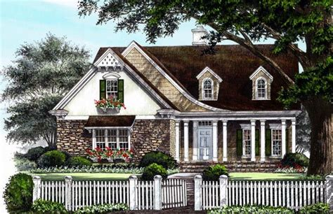 european country house plans cottage country craftsman european house plan 86223