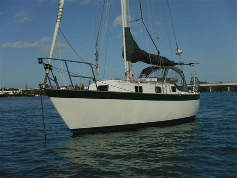 Boat Dealers Fort Pierce Fl by 1989 Victoria 30 Sail Boat For Sale Www Yachtworld