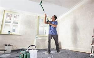 Peindre Un Plafond Facilement : un relooking express gr ce aux machines peindre 22 02 ~ Premium-room.com Idées de Décoration
