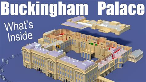 Buckingham palace is the official residence of the british monarch. What's inside of Buckingham Palace? - YouTube