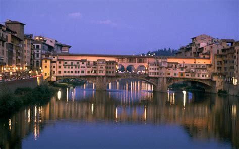 Ponte Vecchio - Florence, Italy ~ World Travel Destinations