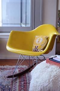 Fauteuil Bascule Alinea : comme une indigestion de fauteuils bascule eames ce serait le bonheur ~ Teatrodelosmanantiales.com Idées de Décoration