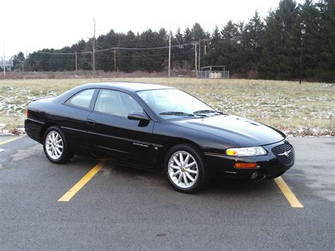 Chrysler Sebring Lxi by 1998 Chrysler Sebring Pictures Cargurus