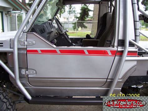 Suzuki Samurai Doors by Suzuki Samurai Doors Diy Search Offroading