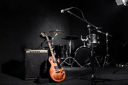 Guitar Wallpapers Musical Resolution Instrument Acoustic Iphone