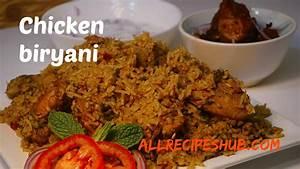 Chicken Biryani in Pressure Cooker - All Recipes Hub ...