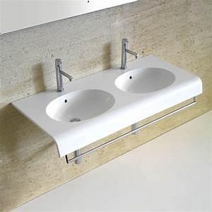 Waschtisch 50 Cm Breit : doppelwaschtisch 110 cm breit eckventil waschmaschine ~ Bigdaddyawards.com Haus und Dekorationen