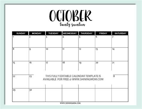2017 calendar template word free printable fully editable 2017 calendar templates in word format