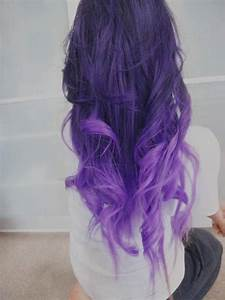lavender ombre hair I WANT! | I want this... | Pinterest
