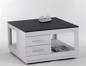 Tischplatte Weiß Hochglanz : couchtisch daniel 80x80x46 cm l rche wei tischplatte in touchwood wohnbereiche wohnzimmer couch ~ Frokenaadalensverden.com Haus und Dekorationen