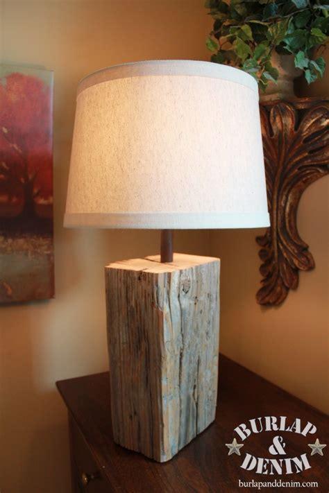 diy wood lamp  woodworking