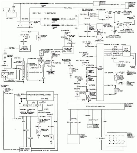 2001 ford f150 fuse box layout wiring diagram and fuse