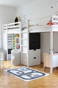 Kleines Kinderzimmer Ideen : die besten 17 ideen zu ikea hochbett auf pinterest etagenbett jugendzimmer komplett ikea und ~ Indierocktalk.com Haus und Dekorationen