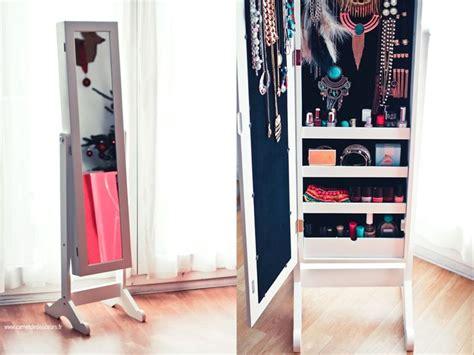 armoire a bijoux casa casa me comble avec miroir 224 bijoux http carnetdedouceurs fr toulousain cr 233 ation