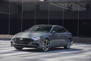 Hyundai Has A Sonata N Line In The Works And It Will Have