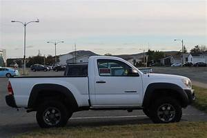 2007 Tacoma Reg Cab 4cyl 4x4 5spd Manual In Canada Sold