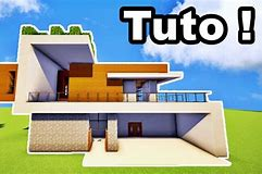 Images for maison moderne minecraft defroi tuto www ...