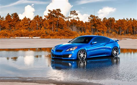 Hyundai Genesis Coupe Wallpapers Images Photos Pictures ...
