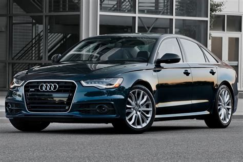 2018 Audi A6 Information And Photos Zombiedrive