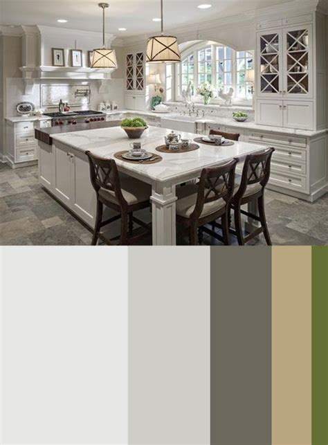 what are the best tiles for kitchen floors best 20 kitchen color schemes ideas on 9908