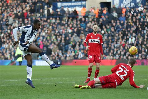 West Brom 2 Middlesbrough 3 - Player ratings   Express & Star