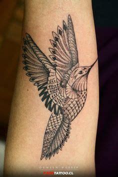 colibri  mandala flor tatoo tattoo  tattos