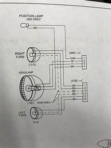 Wiring Integrated Turn Signals Question