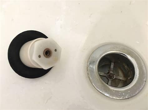 plumbing    remove bathtub drain screw home