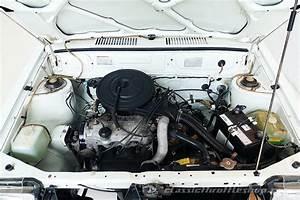1985 Daihatsu Charade Cx White