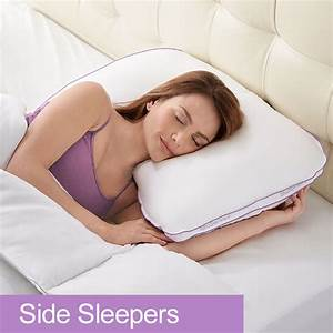 Best pillow for side sleepers 2016 2017 memory foam doctor for Best foam pillows for side sleepers