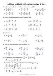 negative brüche mathe 6 klasee übungsblätter