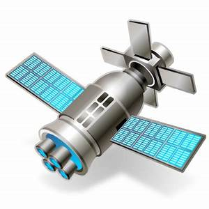 Gps, satellite, solar, space icon | Icon search engine