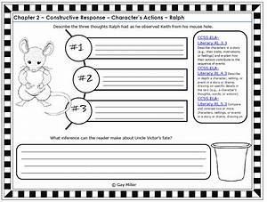 Teaching The Mouse and the Motorcycle - Book Units Teacher