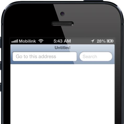 what is safari on iphone how to open mobile safari on iphone to a blank page