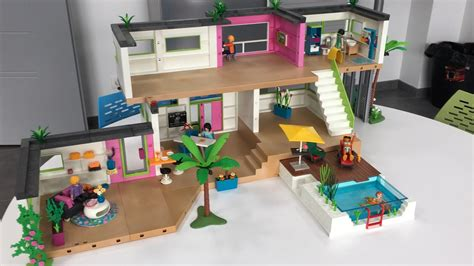 awesome maison moderne playmobil pictures lalawgroup us lalawgroup us